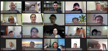 (Photo))Vietnam-Japan Bilateral Workshop on Bioinformatics and Bioresources 2021